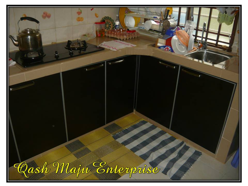 Kitchen Cabinet Kabinet Dapur Renovations In Johor Pintu