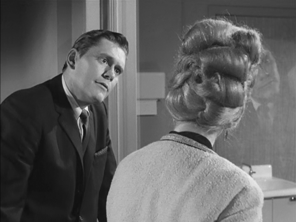 Recap Retro Bewitched 02x18 And Then There Were Three