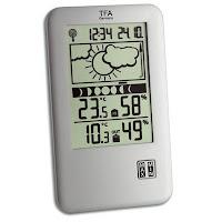 Jual Profesional Thermometer TFA | 35.1109.IT - Neo Plus - Wireless Weather Station