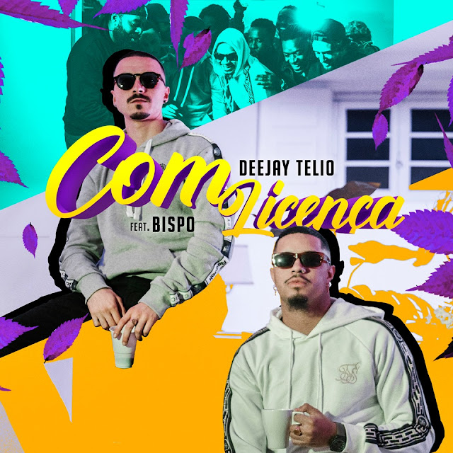 Deejay Telio Ft Bispo - Com Licença