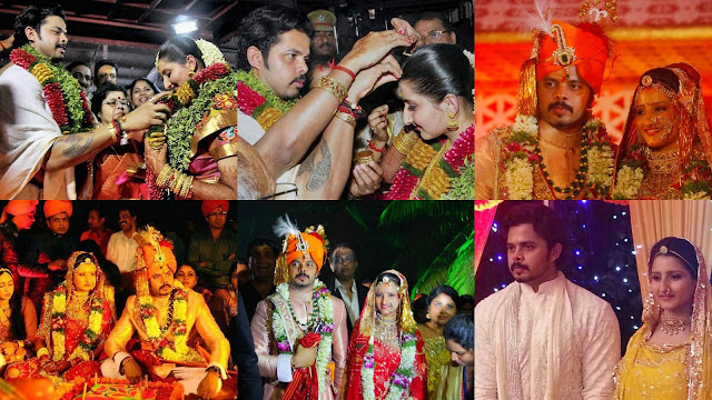 Sreesanth Marriage with Jaipur Princess Bhuvaneshwari Kumari: Wedding ritual, ceremony and function