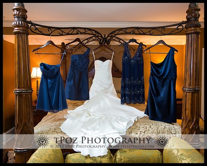 1840's Carrollton Inn Wedding
