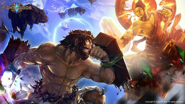 Hebohh! Ada Game Pertarungan Antar Tuhan; Ada Yesus, Budha, Juga Nabi Musa