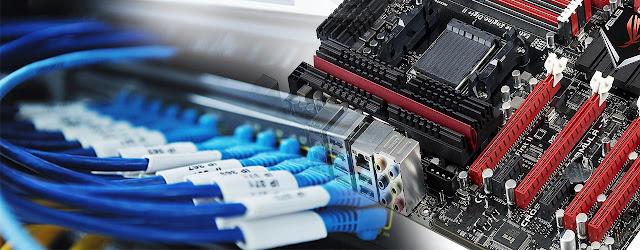 Perangkat jaringan komputer adalah komponen yang digunakan untuk menghubungkan komputer satu dengan komputer lain, sehingga mereka dapat mengirim atau menerima file dan juga berbagi sumberdaya seperti printer atau mesin faks. Contoh dari perangkat jaringan yaitu switch dan router sendangkat contoh dari jaringan komputer yang paling umum adalah jaringan LAN (Local Area Network). Dari penjelasan tersebut, dapat kita ketahui bahwa perangkat jaringan komputer terdiri dari perangkat keras, lunak dan protokol jaringan komputer serta ISP (Internet Sevice Provider). Semua perangkat tersebut saling mendukung satu dengan yang lainnya sehingga jaringan dapat berjalan lancar.