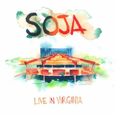 SOJA - Live in Virginia (2016)