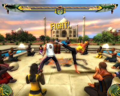 Martial Arts Capoeira Download PC Game Free