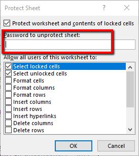 tutorial langkah-langkah cara mengunci sel dan range pada Excel