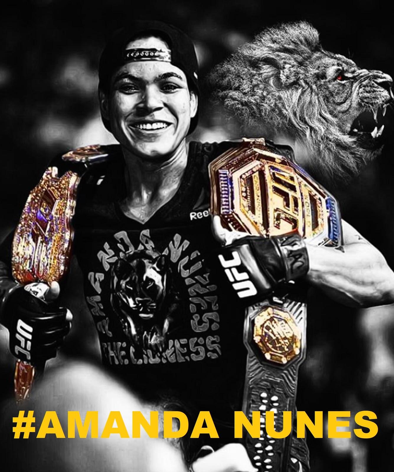 AMANDA NUNES 2