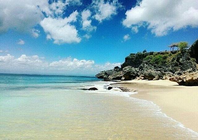 Pantai Tegal Wangi, Pantai Tersembunyi Nan Eksotis di Bali