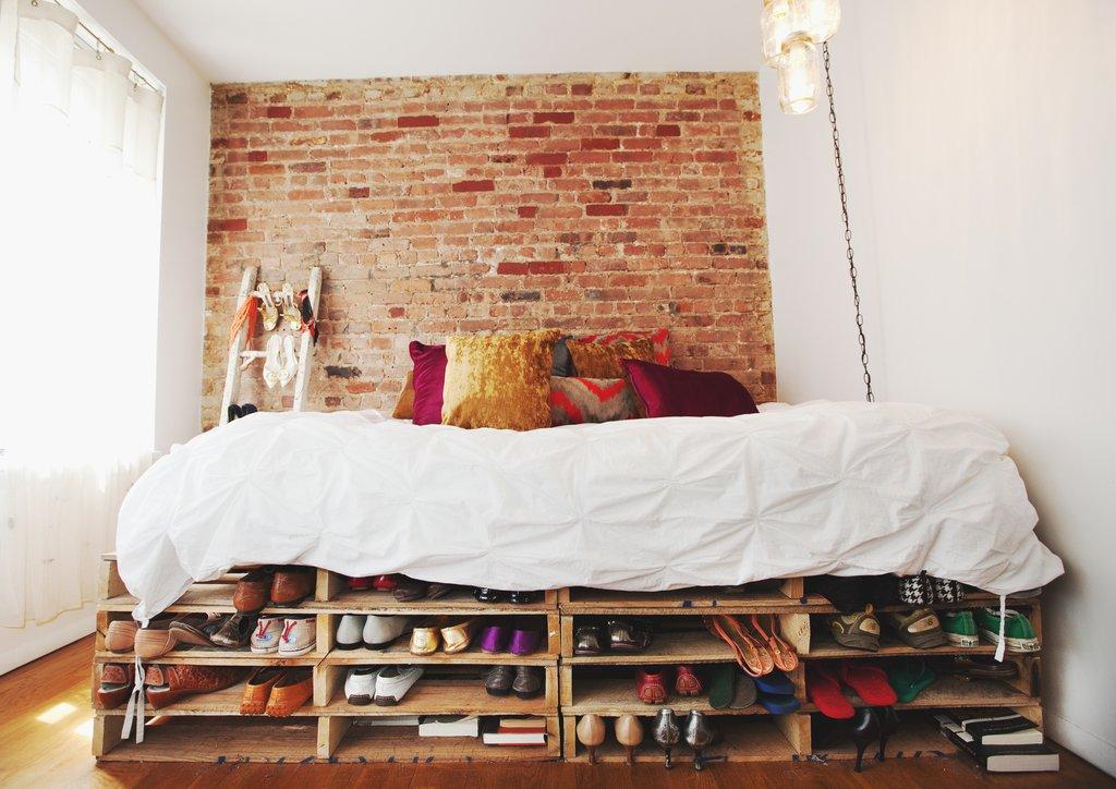 Decorer Votre Chambre Avec Des Lits Et Meubles De Rangements