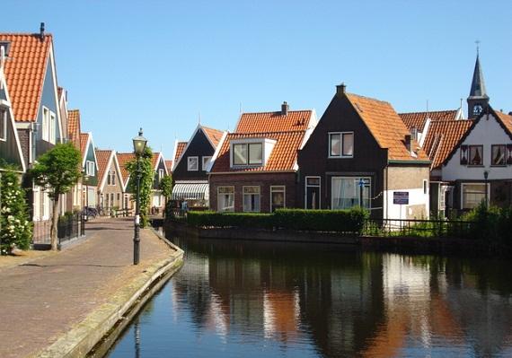 Holanda y Bélgica: campiña holandesa a Brujas