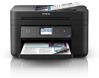 made for habitation in addition to pocket-size part buildings Epson WorkForce WF-2860DWF Drivers, Review And Price