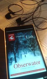 """""""Obserwator"""" Charlotte Link - audiobook"""