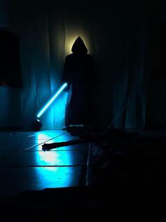 L'Ultimo Cavaliere Jedi - Museo #MeTe. Foto di Giuseppe Siracusa