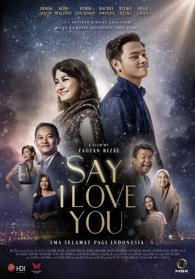 Media Rilis : SAY I LOVE MOVIE