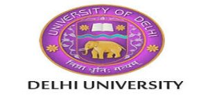 Delhi University Notification 2017