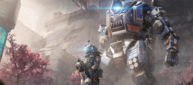 El primer DLC de Titanfall 2 llegará el 30 de noviembre 1