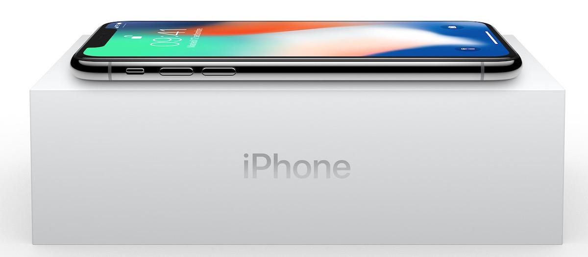 accessori presenti nello scatolo di iPhone x
