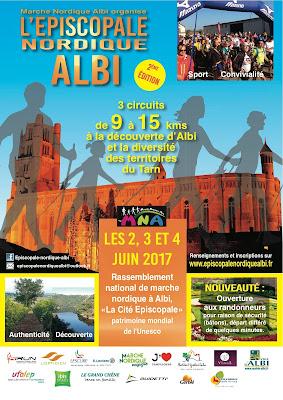 Episcopal Nordic Albi 2-4 Juin 2017