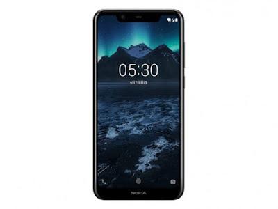 Spesifikasi Nokia X5 Android