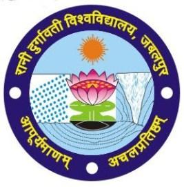 Rani Durgavati University Exam Admit Card 2018