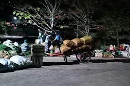 Ridho Yahya Sambut Baik  Permintaan Pedagang Pasar Pagi Terminal Prabumulih