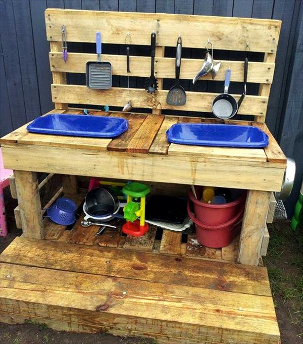 Pallet Kitchen Chairs: Thousands Of Recycled Pallet Furniture Ideas