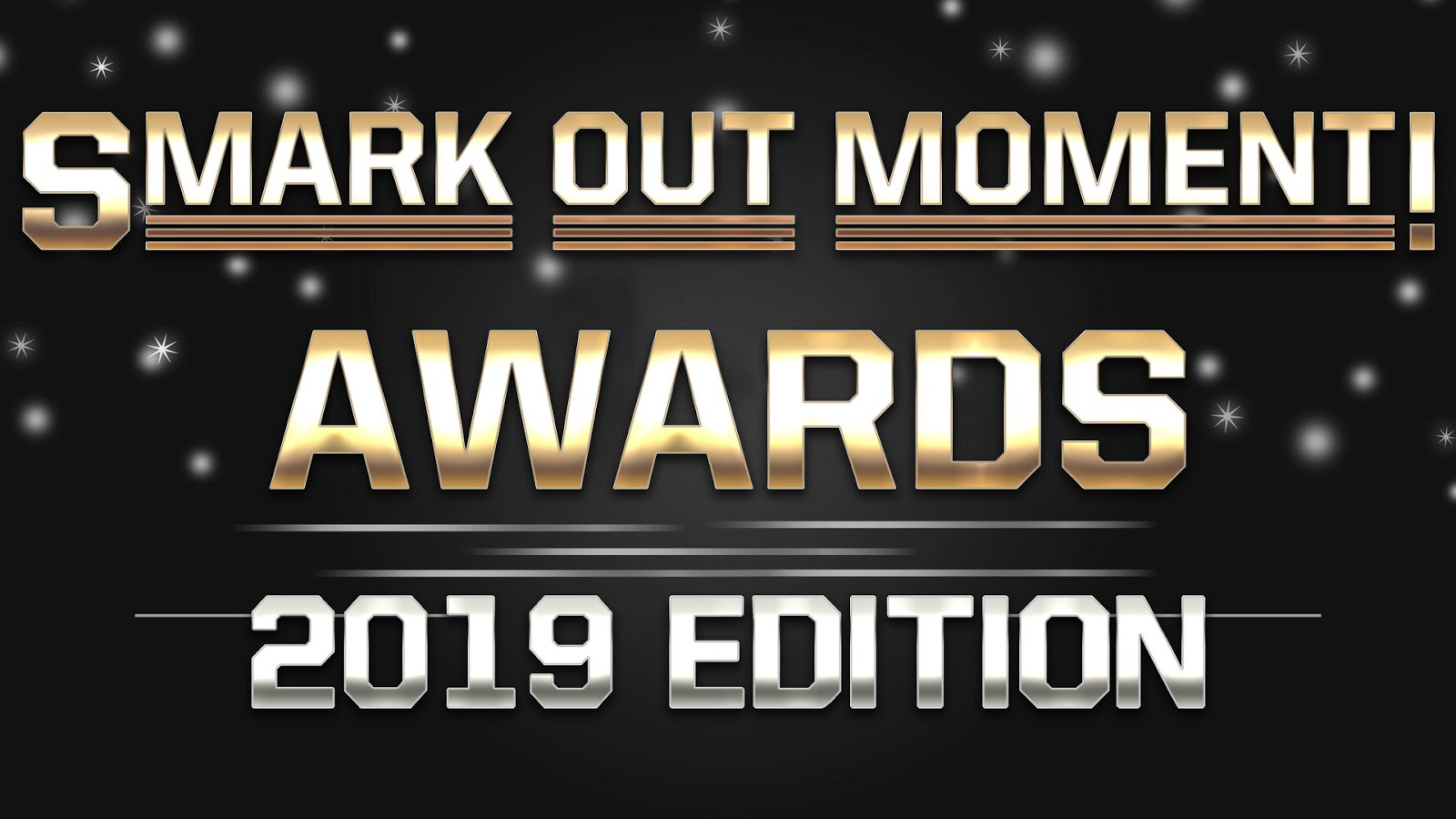 Smark Out Moment wrestling Smarky Awards 2019 Smarkies