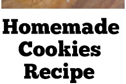 Homemade Cookies Recipe #homemade #cookies #recipe #homemadecookies #chocolate