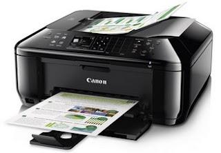 Download Printer Driver Canon PIXMA MX927