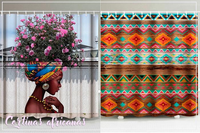 Cortinas africanas da Dresslily