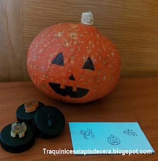 Carimbos para o Halloween
