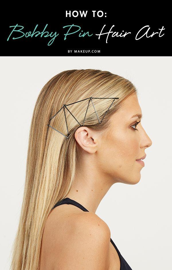 Bobby pin hairstyles  The HairCut Web