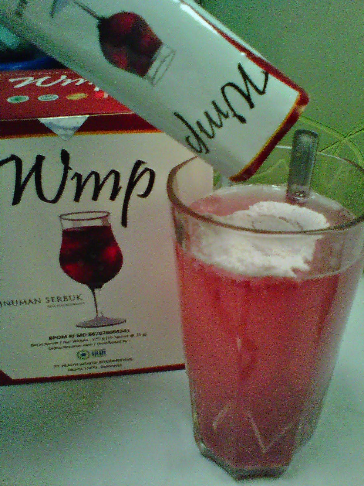WMP Produk HWI