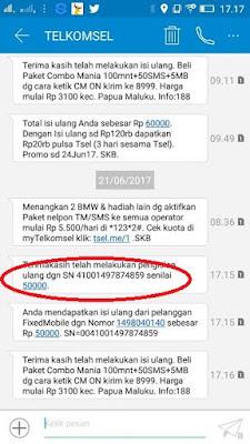 Pulsa Gratis Telkomsel dari Coin.ph