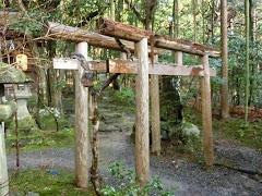 赤山禅院:相生社
