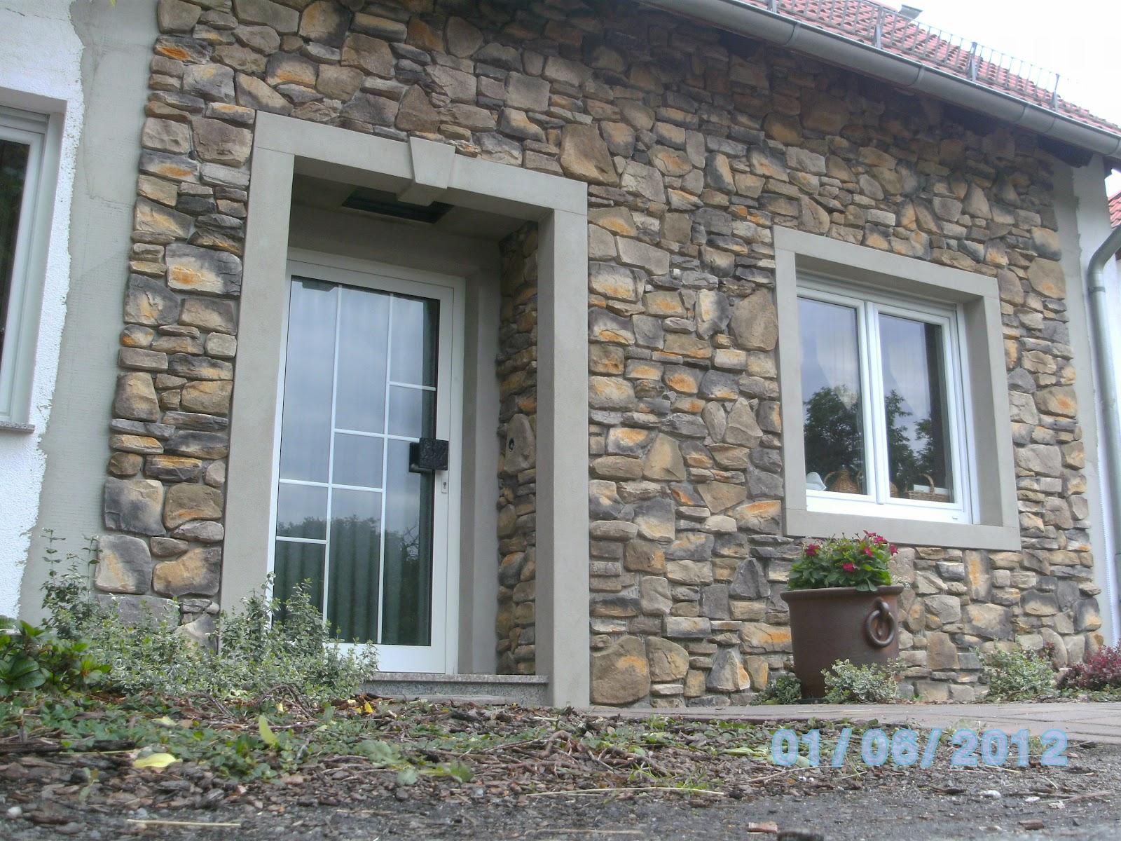 Stein Fliese Aktuell Fassadenverkleidung Schritt Fur Schritt