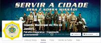 FacebooK da Guarda Municipal do Rio de Janeiro