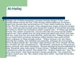 Biografi dan Pemikiran Tasawuf Al-Hallaj