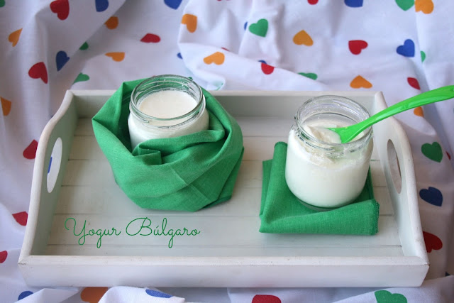 Cómo hacer yogur búlgaro casero