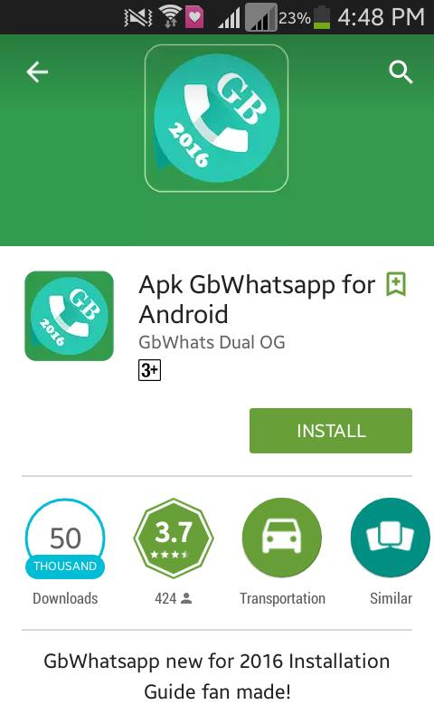 Tech Inform Gb Whats App Apk Download For Android