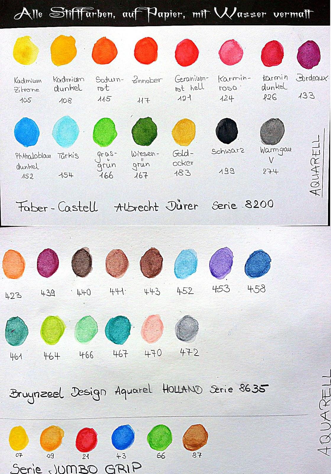 ull-rikes art-reich: bun, bunt, bunt sind alle meine farben