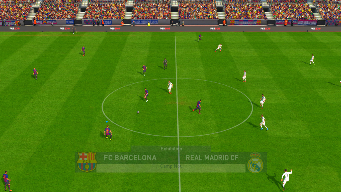 Mode Converter Pes 2017 To Pes 2019 (Very Cool) - PESGaming