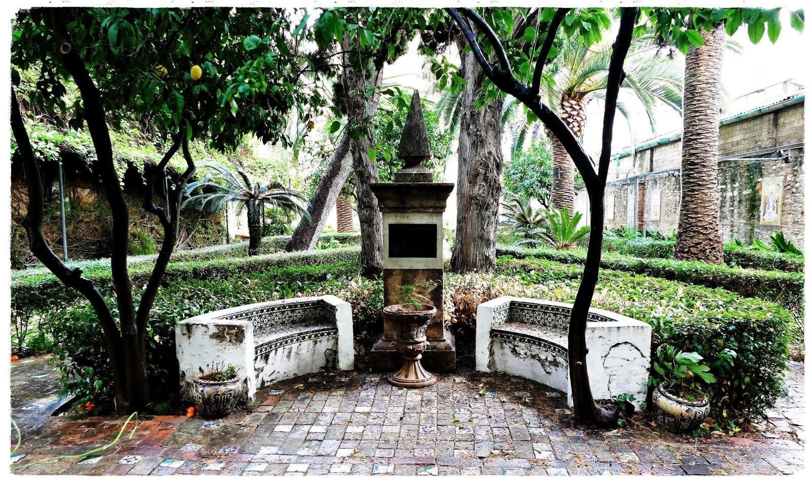 Casa Museo Benlliure en la calle Blanquerias, 23 de Valencia ...
