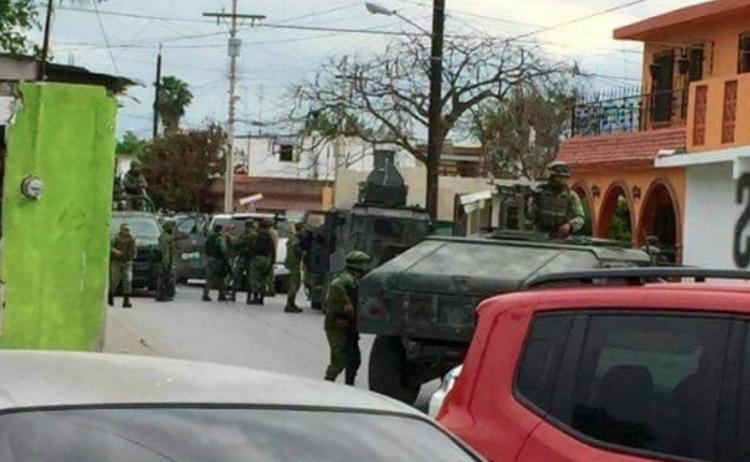 """CAPTURA del  CAPO """"CICLON 53"""" del CDG DESATA BALACERAS Y EJECUTADOS EN MATAMOROS"""