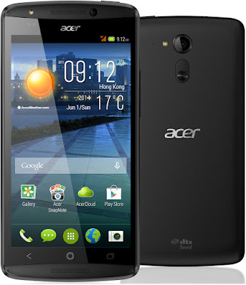Harga dan Spesifikasi Hp Acer Liquid E700