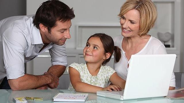 Los padres deben acompañar a los niños con el uso de la tecnología
