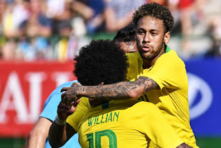 Brasil Suiça estreiam com empate no Mundial da Russia