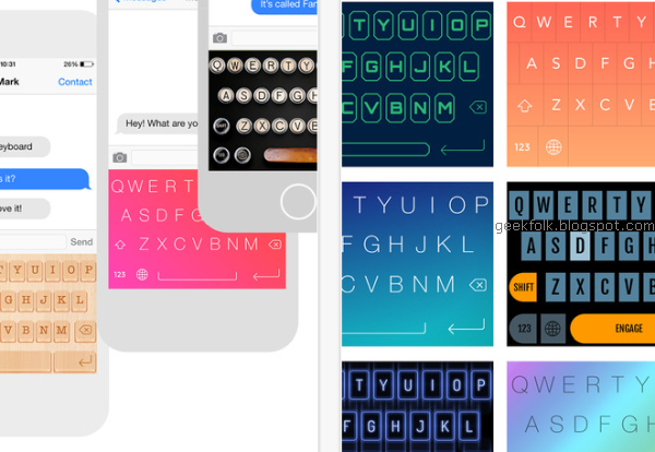 Best free iOS keyboards