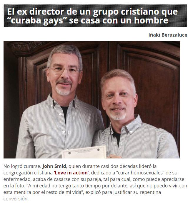 Grupo de apoyo cristiano gay